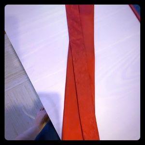 Michael Kors Red tie